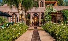 Maison d'hôtes de charme à Marrakech