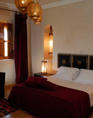 Location chambre d'hôte à Marrakech