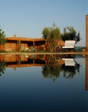 Maison d hote Marrakech avec piscine