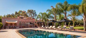Maison d'hôte Marrakech avec piscine