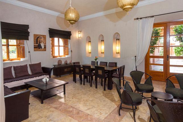 Table d'hôte Marrakech